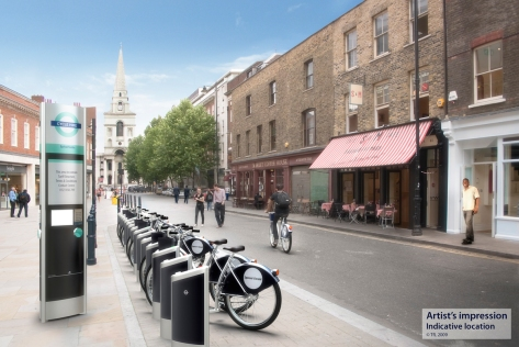 cycle-hire-scheme-artist-impression